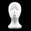 Foam Mannequin Head Display Model