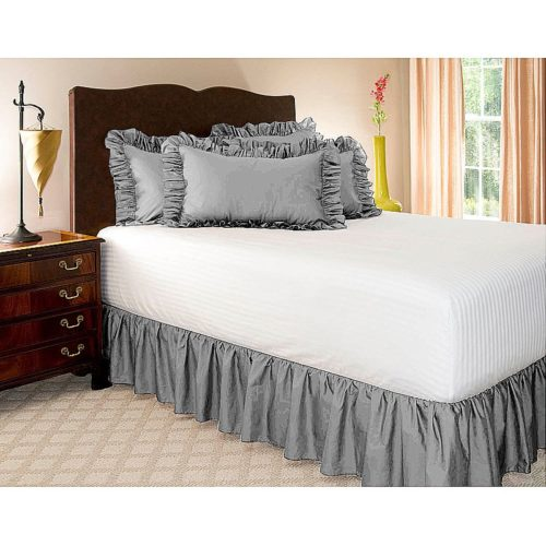 Bed Skirt Polyester Home Decor