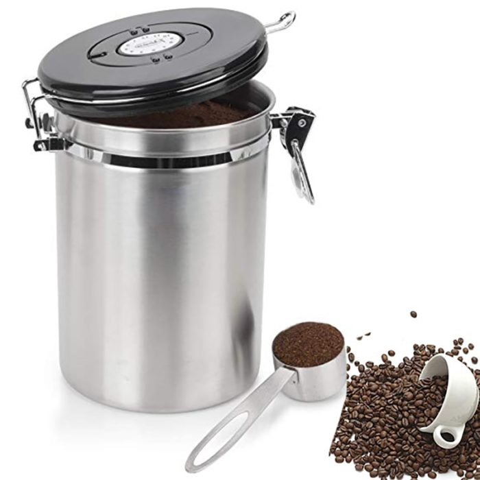 Coffee Canister Airtight Storage Container