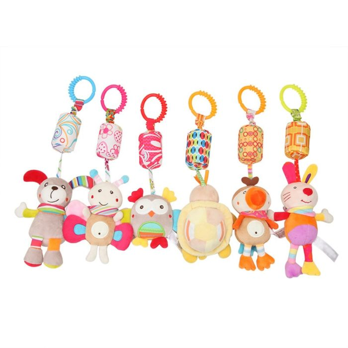 Baby Rattle Toy Hanging Plush Toy