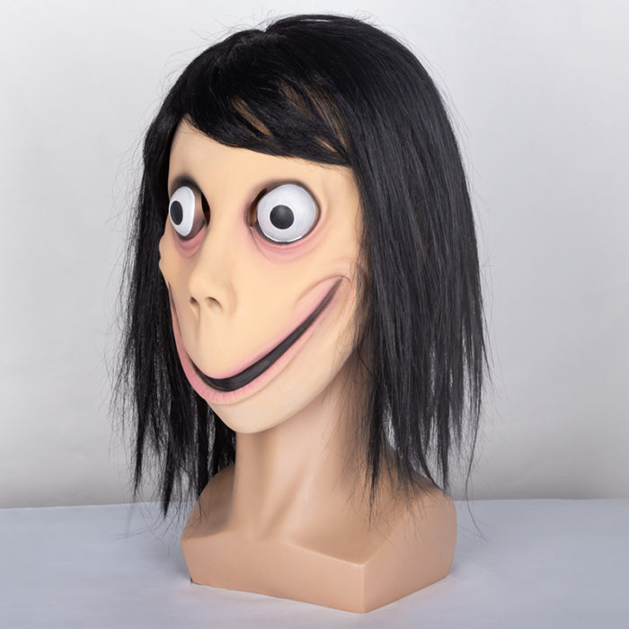 Momo Mask Scary Halloween Mask
