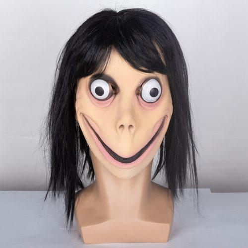 Momo Mask Scary Halloween Mask