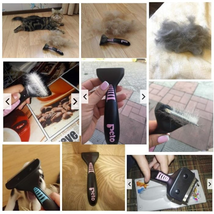 Deshedding Tool Pet Grooming Comb