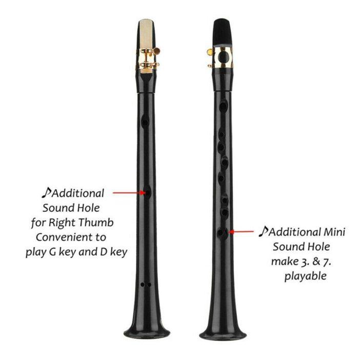Mini Saxophone Musical Instrument