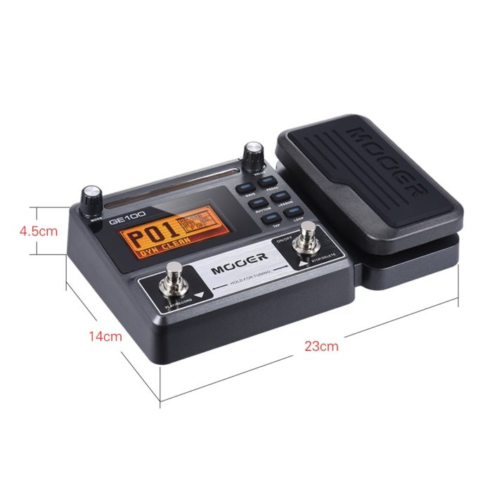 Guitar Pedal Music Equipment