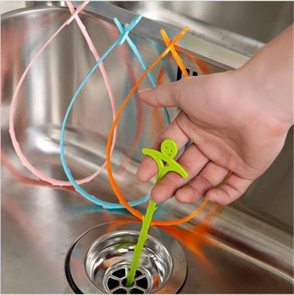 Drain Hair Remover Cleaning Tool