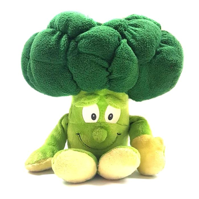 Fruits And Vegetables Toys Soft Plush