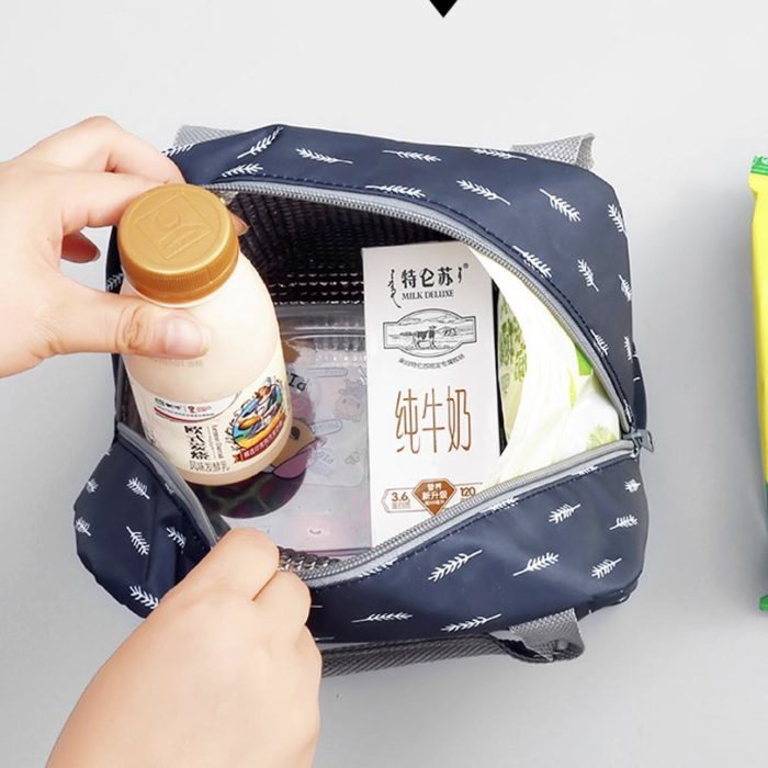 Lunch Bag Thermal Food Holder