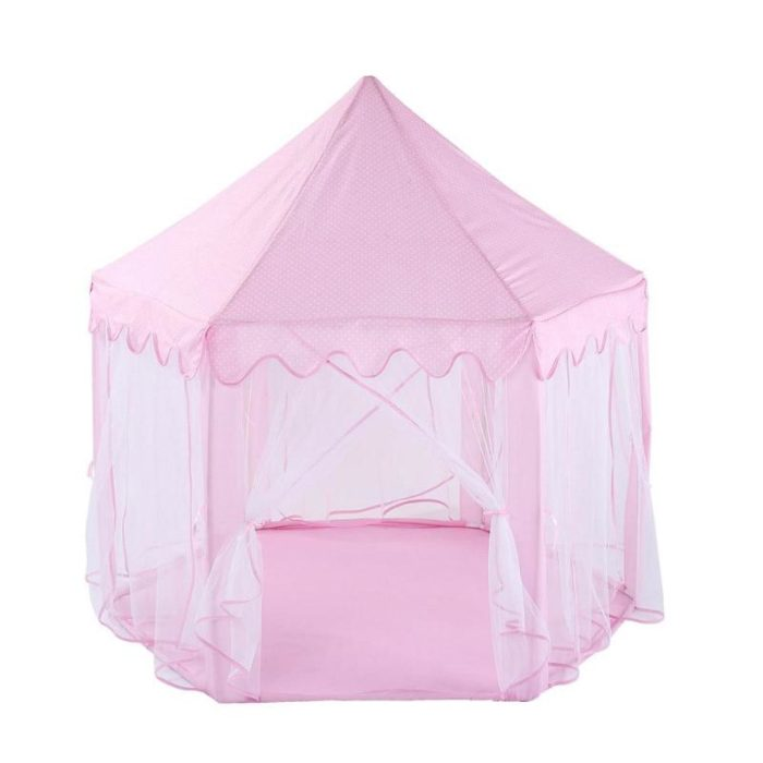 Girls Play Tent Portable Playhouse