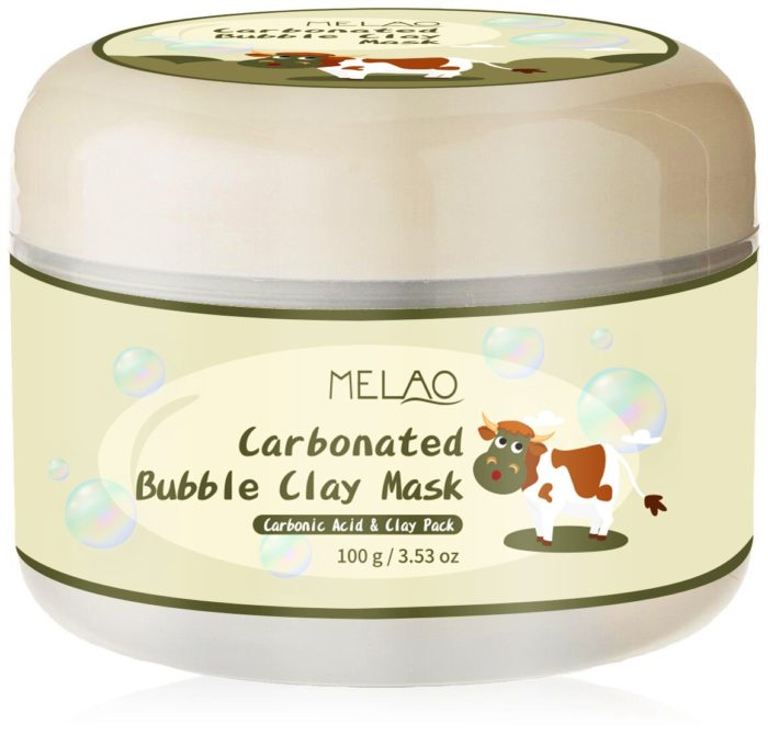 Bubble Mask Carbonated Face Clay