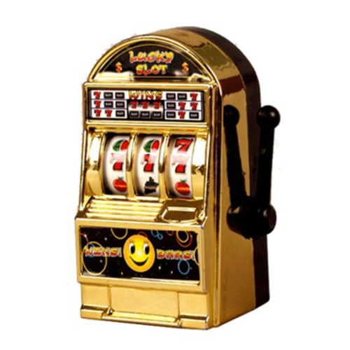Slot Machine Mini Collectible