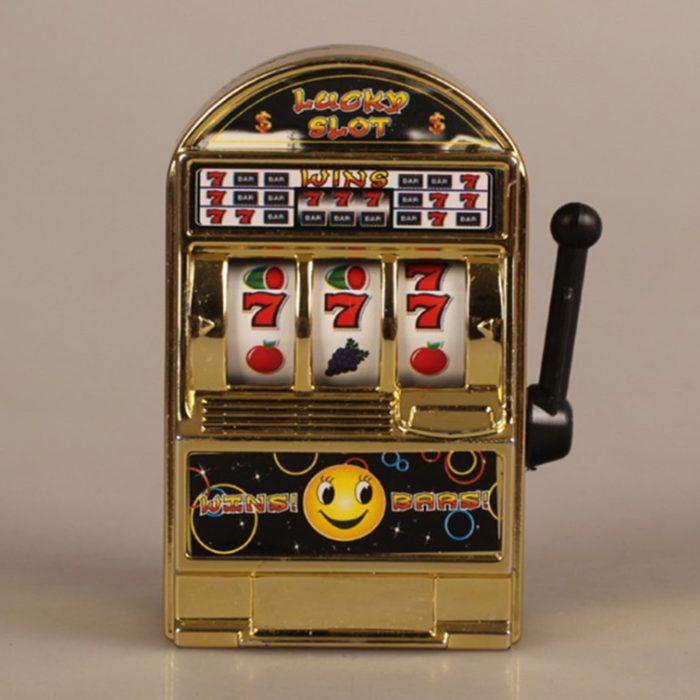 Slot Machine Mini Collectible