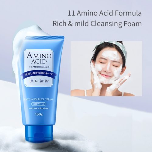 Mild Face Wash Amino Acid Cleanser