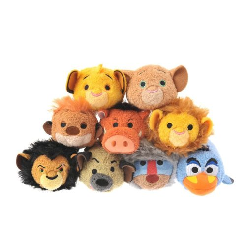 Lion King Stuffed Animal