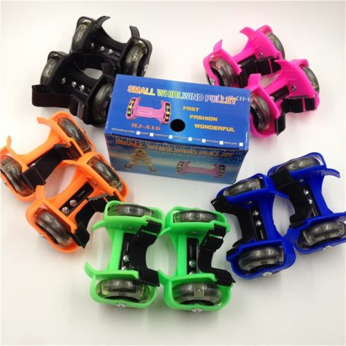 Roller Skates for Kids with LED Light