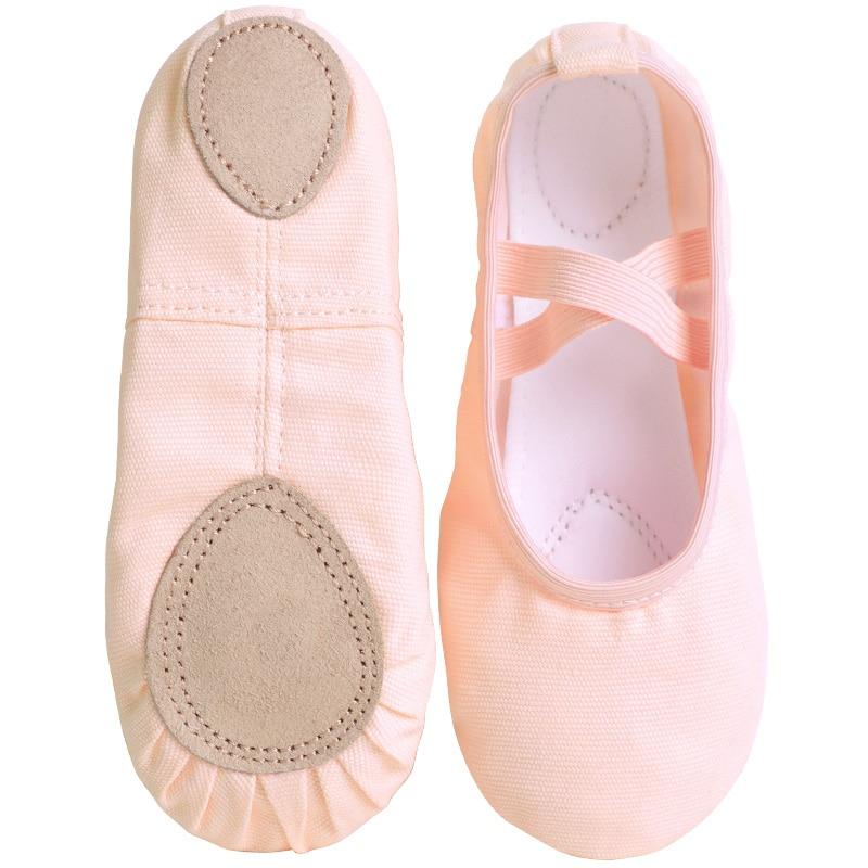 Ballet Slippers Kids Dance Shoes - Life
