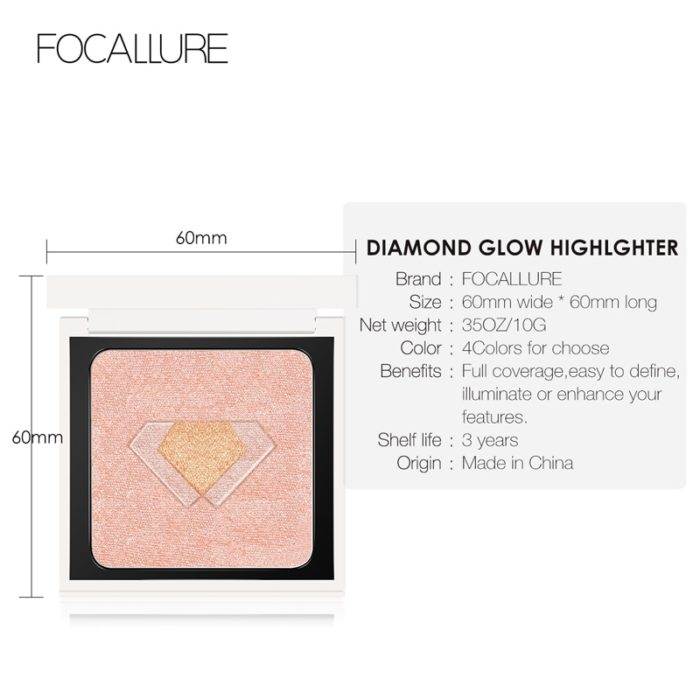 Face Highlighter Glow Kit