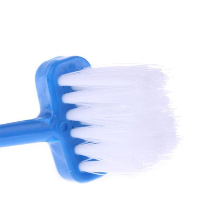 Toilet Bowl Brush Bent Scrubber