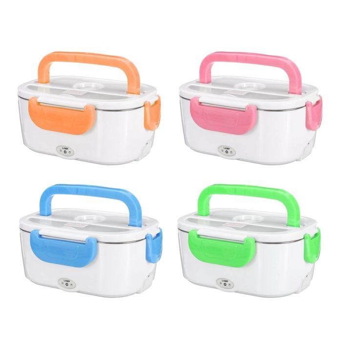 Hot Lunch Box Electric Bento Box