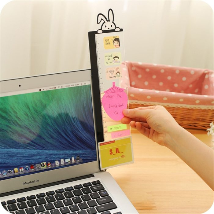 Memo Board Monitor Memo Holder