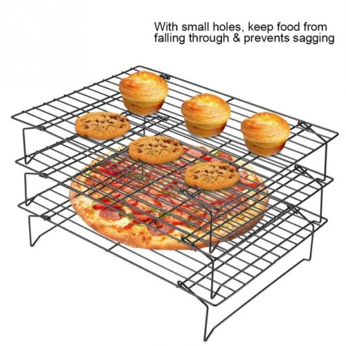 Cooling Rack 3-Layer Baking Tool