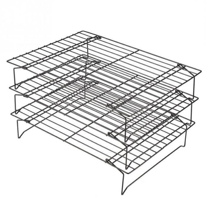 Cooling Rack 3-Layer Baking Tool