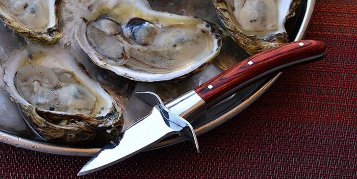 Oyster Knife Stainless Steel