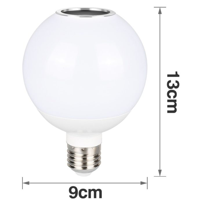 Dimmable LED Bulb Bluetooth Speaker