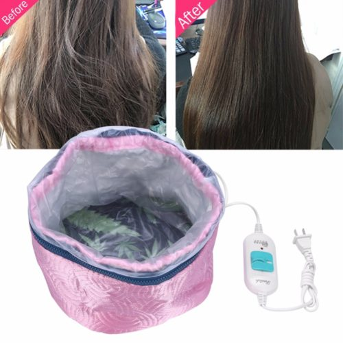 Hair Steamer Cap Salon Treatment Hat