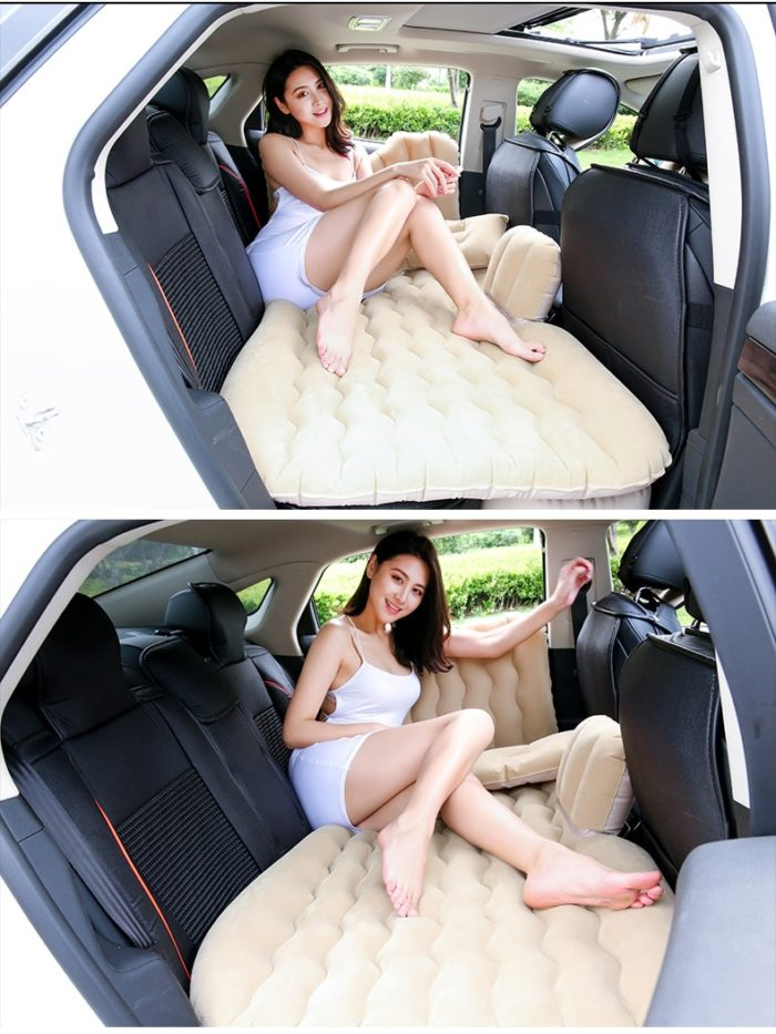 Car Mattress Inflatable Outdoor Bed