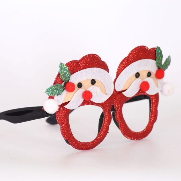 Christmas Glasses Decorative Eyewear