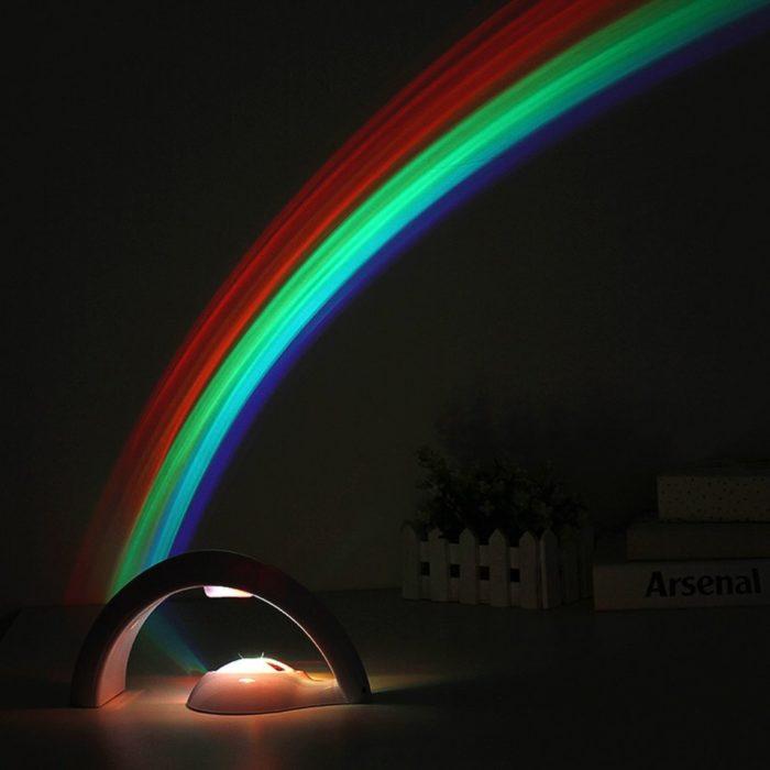 Rainbow Light LED Night Lamp