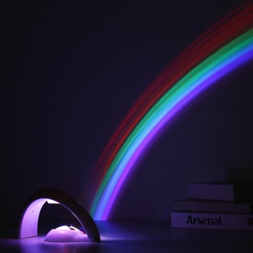 Rainbow Light LED Night Lamp