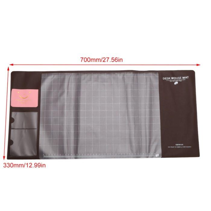 Desk Mat Anti-slip Mouse Pad
