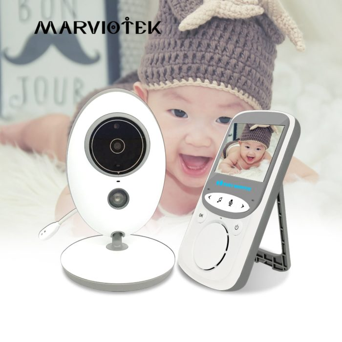 Wireless Baby Monitor Portable Device