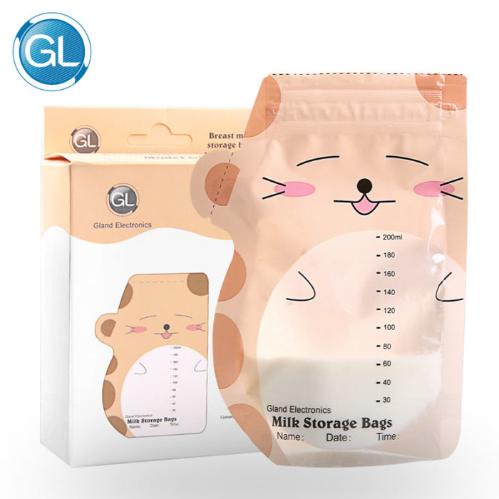 Breast Milk Storage Bags Disposable Bag