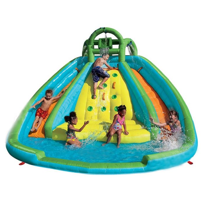 Inflatable Slide Giant Bouncing Castle Play Pool