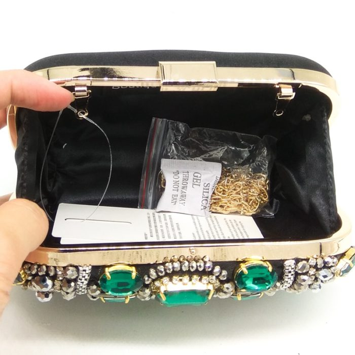 Evening Clutch Purse Handbag