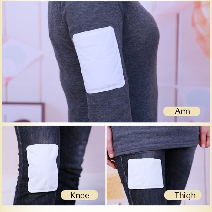 Heat Patches Body Ache Pain Relief