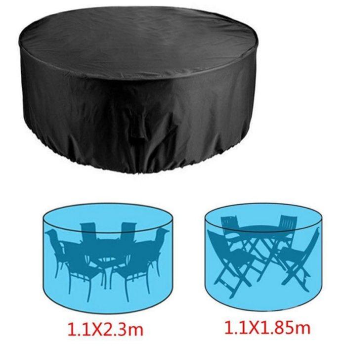 Outdoor Furniture Covers Rainproof Dustproof