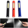 Mini Flashlights COB LED Torches