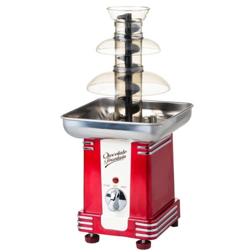Chocolate Fountain Machine Three Tier Fondue