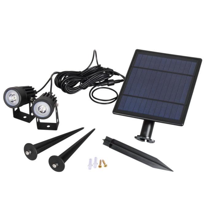 Solar Spot Light Outdoor Lighting
