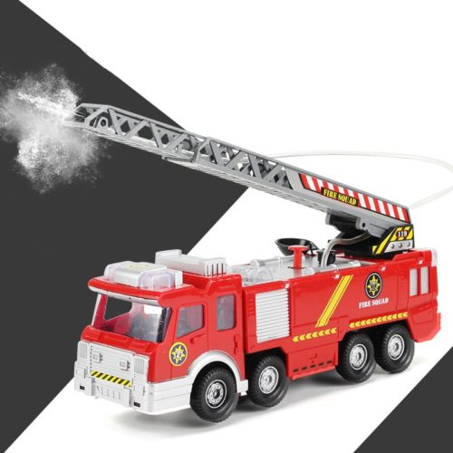 Fire Truck Toy Water Sprinkler Toy