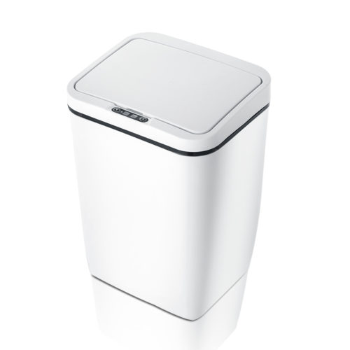Automatic Trash Can Motion Sensor Bin