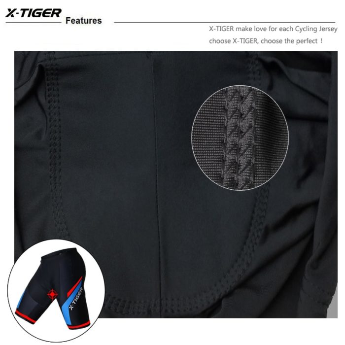 Padded Cycling Shorts Sportswear