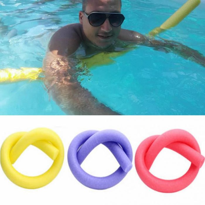 Pool Noodle Floating Device