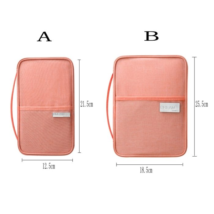 Passport Pouch Holder Travel Wallet