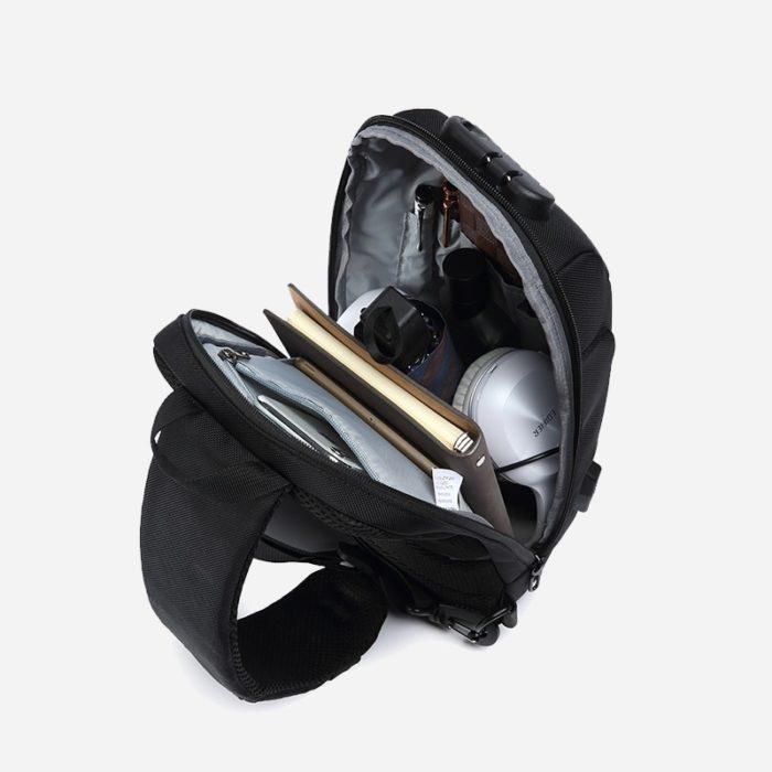 Anti Theft Crossbody Bag Shoulder Bag