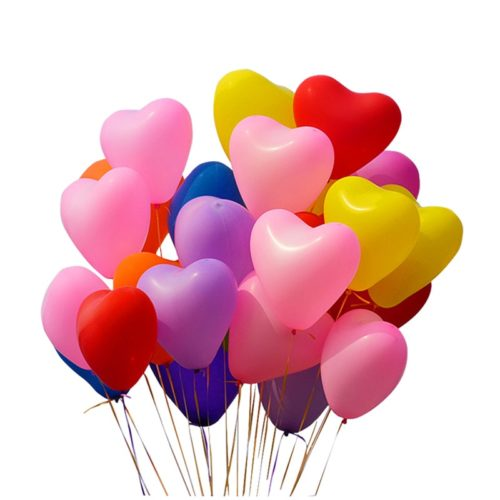 Heart Balloons Party Decoration 10pcs/lot